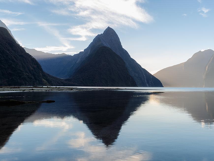 Milford Sound - Nouvelle-Zélande : découvrez l'Île du Sud