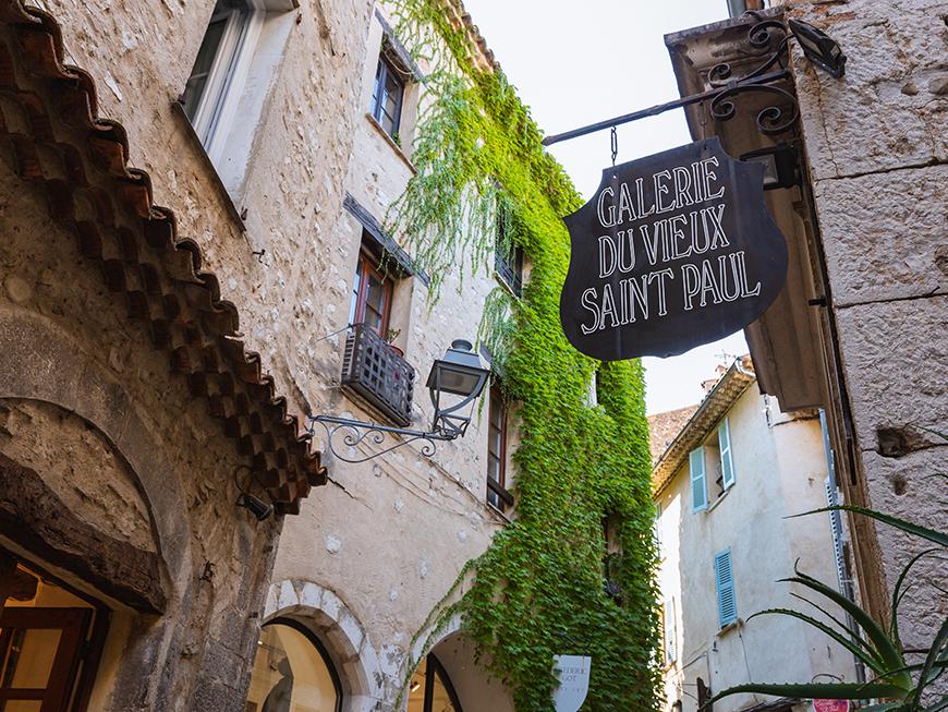 Saint-Paul de Vence - Côte d'Azur