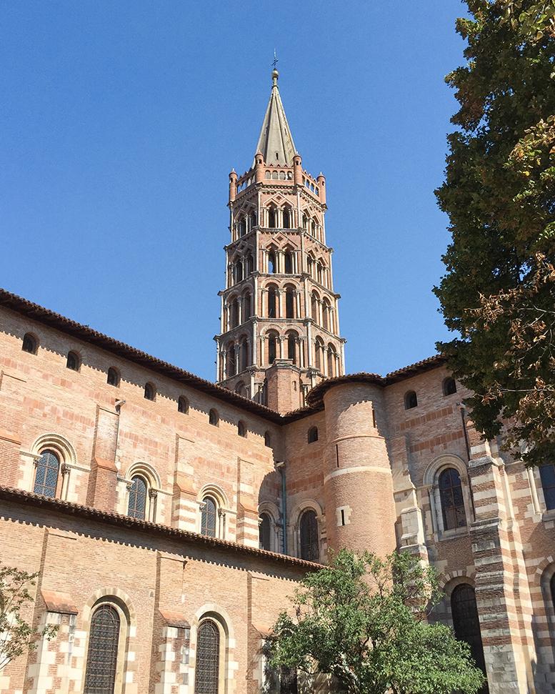 Basilique Saint Sernin - Toulouse