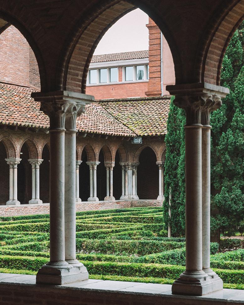 Cloître des Jacobins - Toulouse