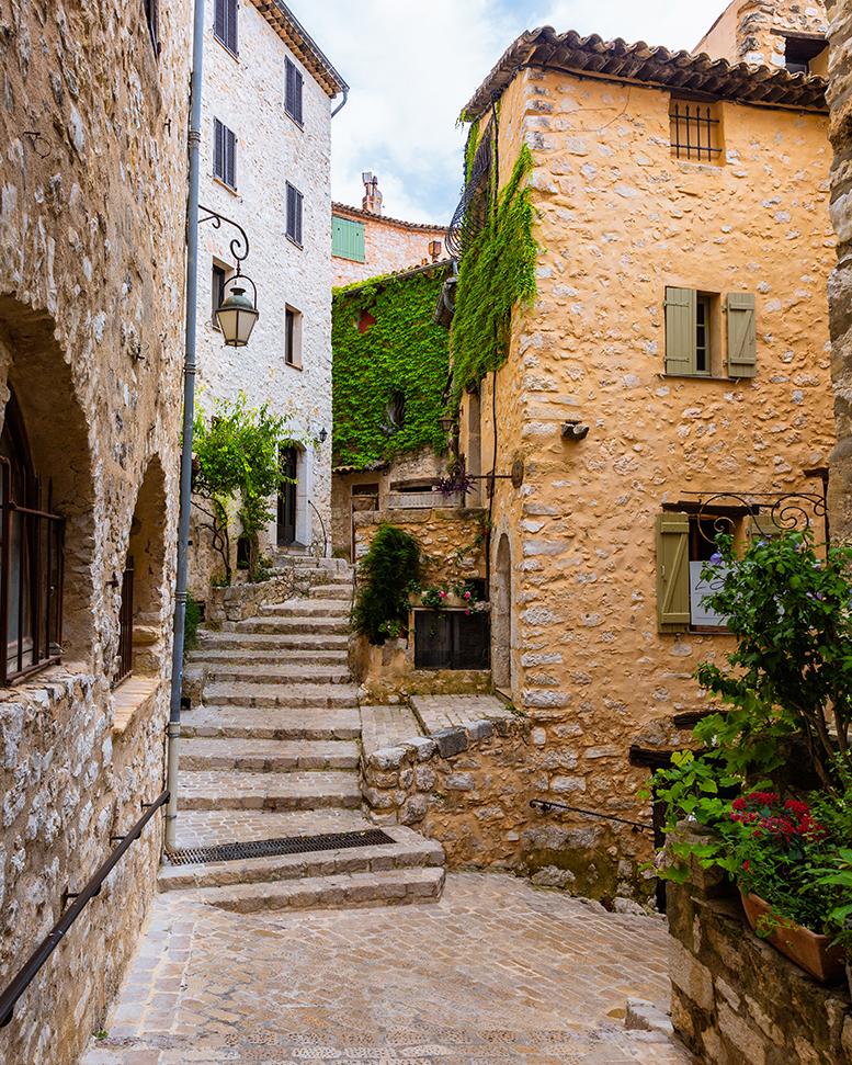 Tourrettes-sur-Loup - Côte d'Azur