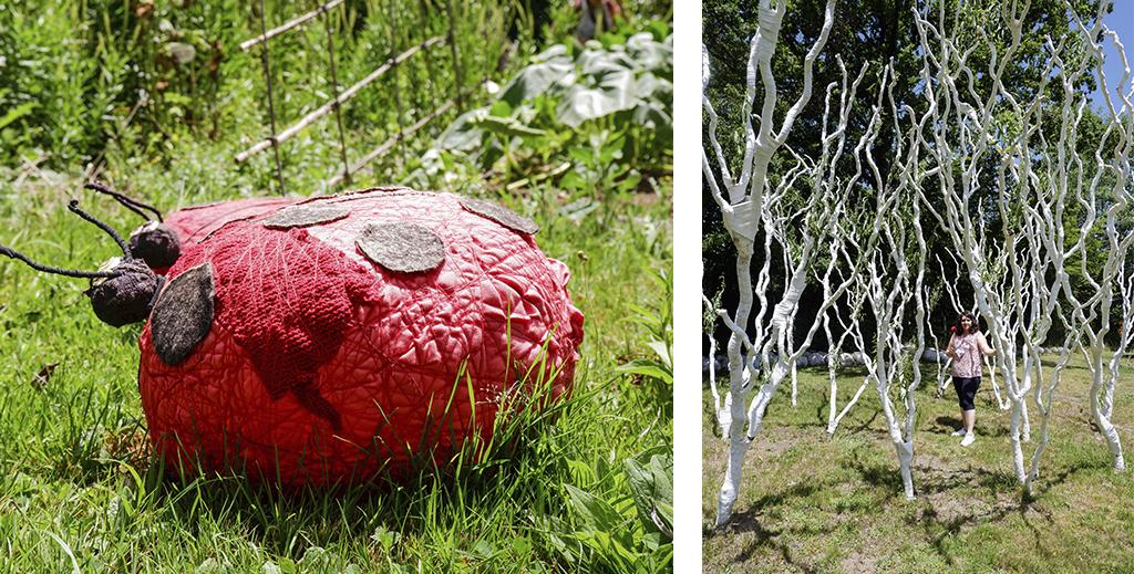 Le jardin délirant - Haut Cantal