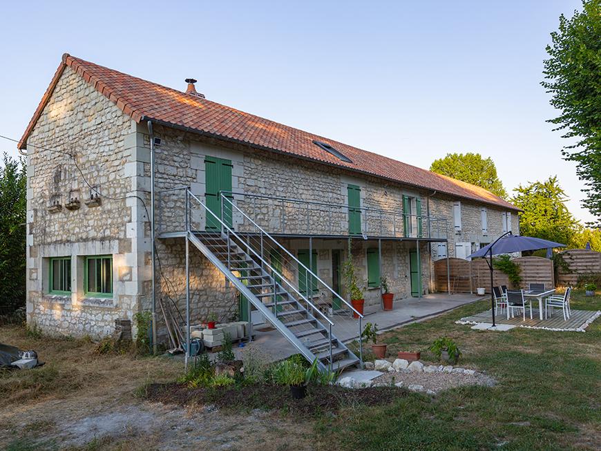 Maison d'Hôte La Fabrique de Parcius labelisée Clef Verte - Touraine