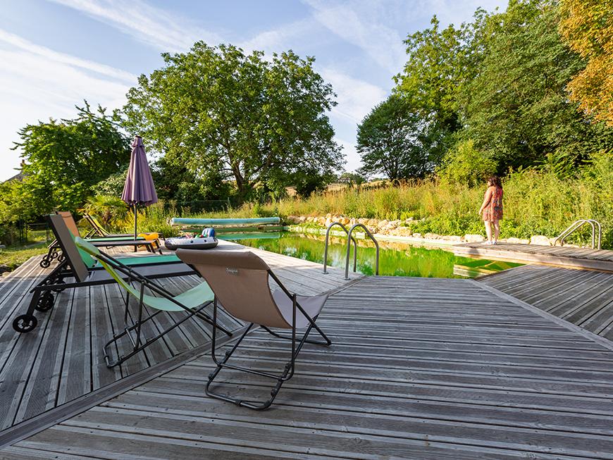 Maison d'Hôte La Fabrique de Parcius labelisée Clef Verte - Un week-end nature en Touraine