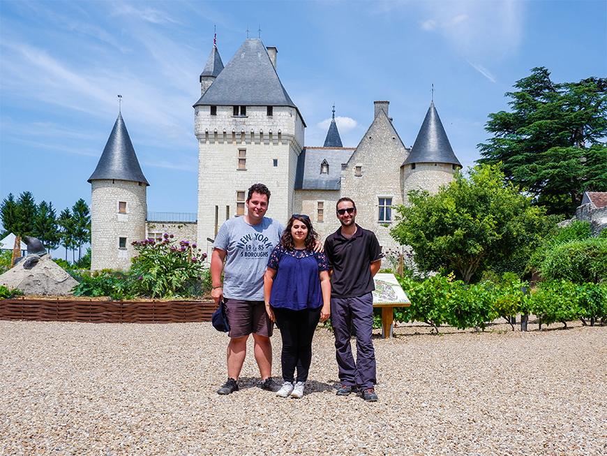 Château du Rivau - Touraine