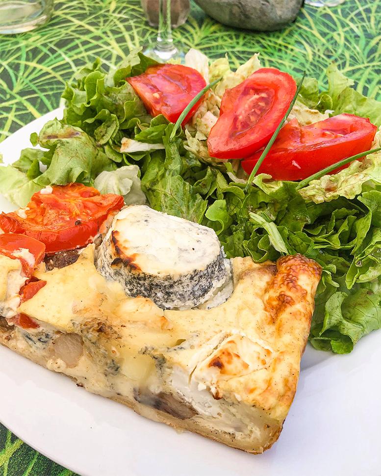 Restaurant La table des fées au Château du Rivau - Touraine