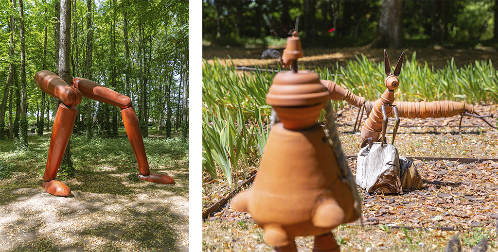 Jardins du Château du Rivau - Un week-end nature en Touraine