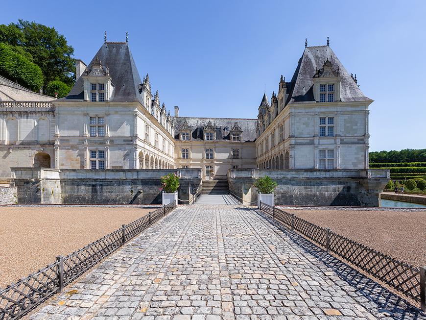 Château de Villandry - Touraine