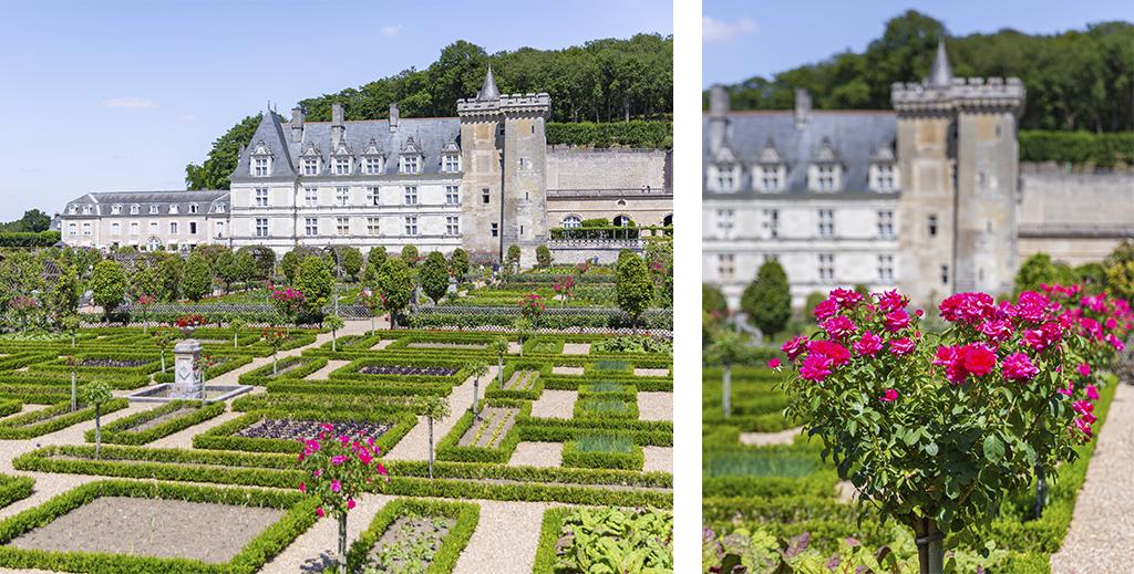 Jardins du Château de Villandry - Un week-end nature en Touraine