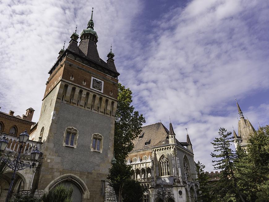 Château de Vajdahunyad - Budapest