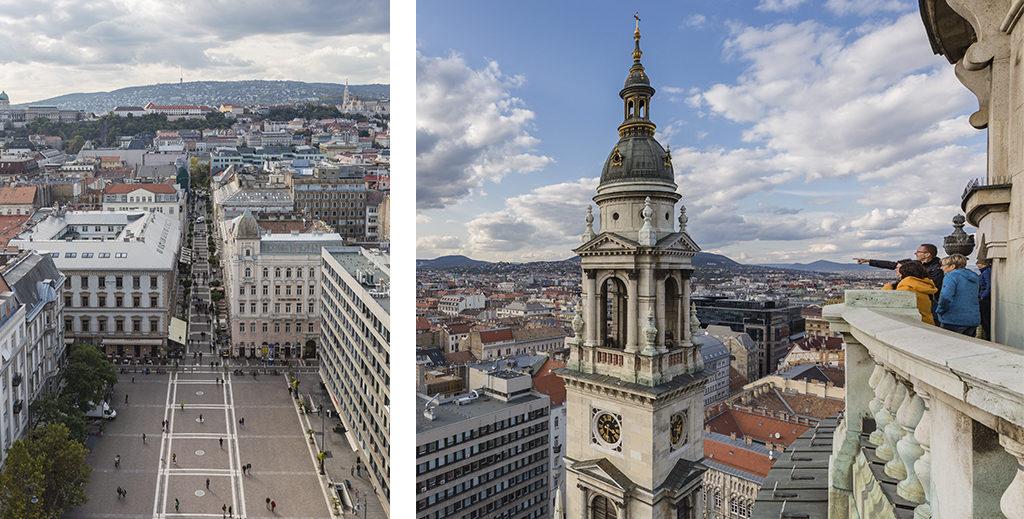 Basilique Saint Etienne - Budapest