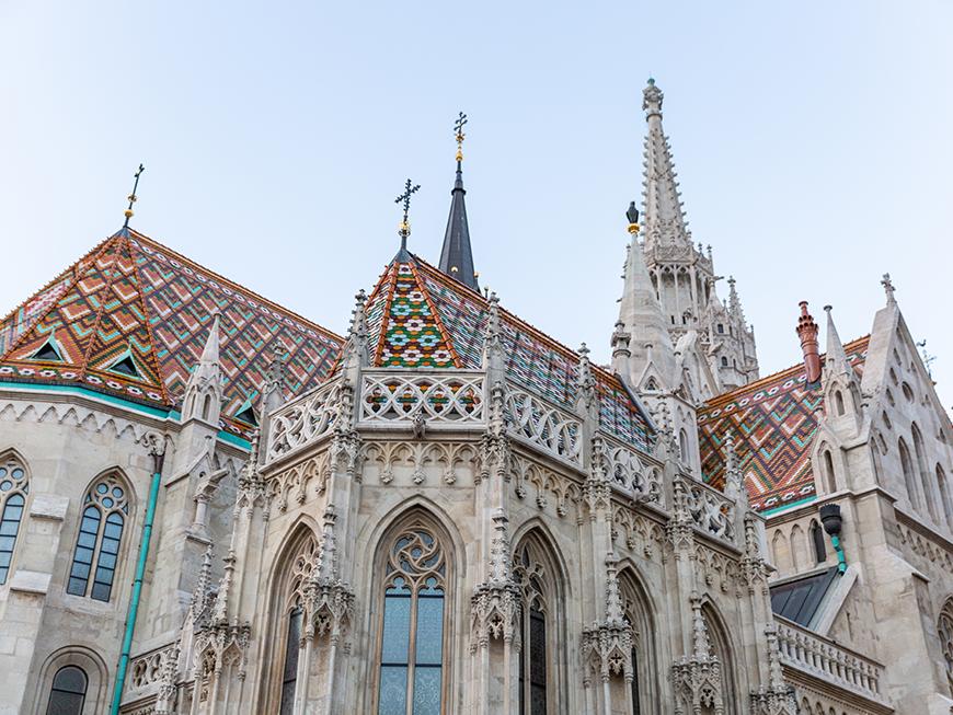 Église Matthias de Budapest