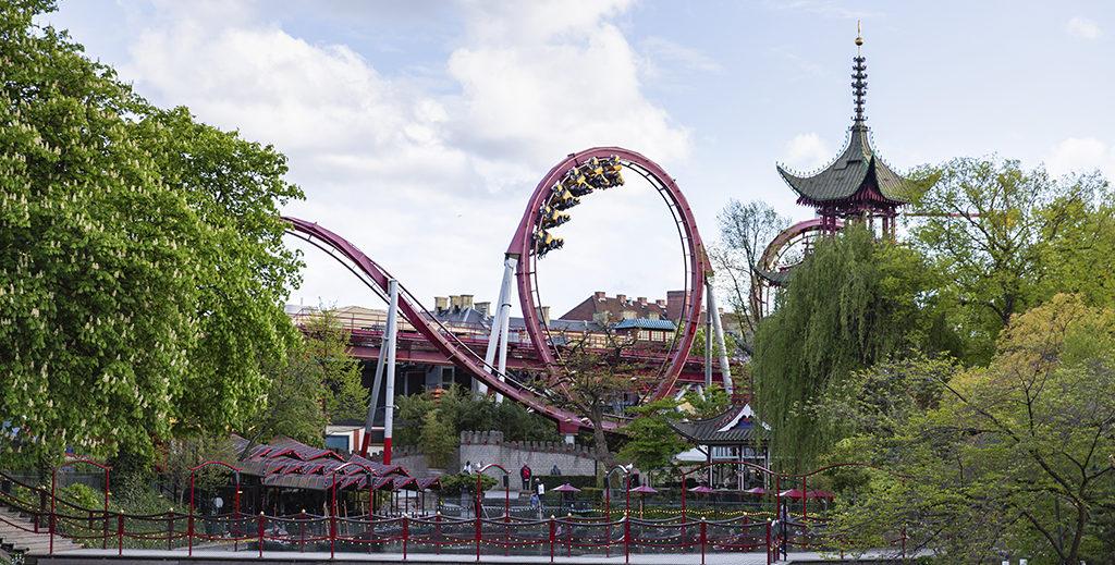 Parc de Tivoli - Copenhague