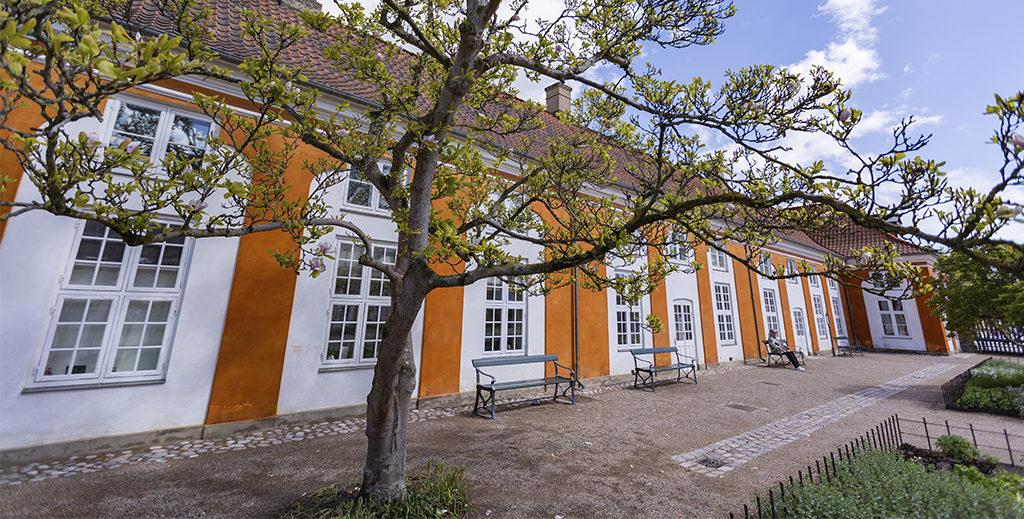 Jardins du Frederiksberg Palace - Copenhague