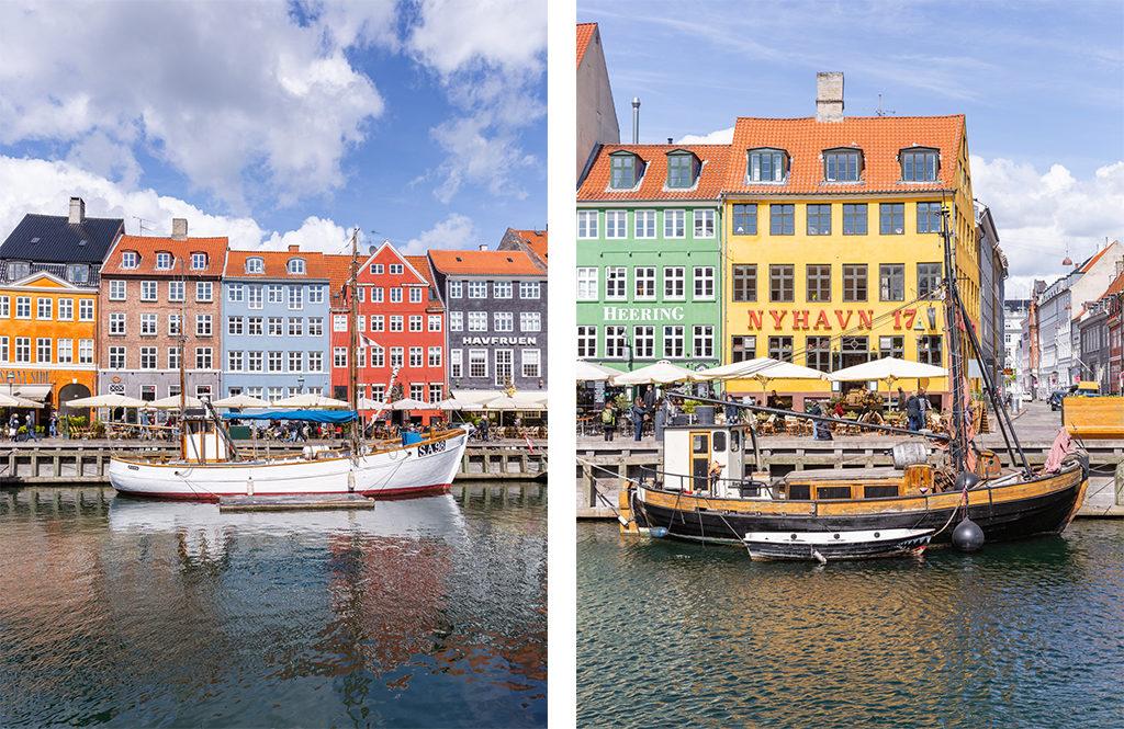 Port de Nyhavn - Copenhague
