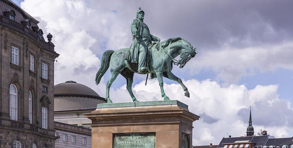 Christiansborg Palace - Copenhague