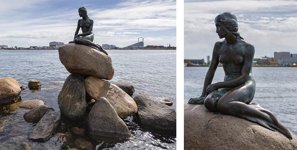 La petite sirène - Copenhague