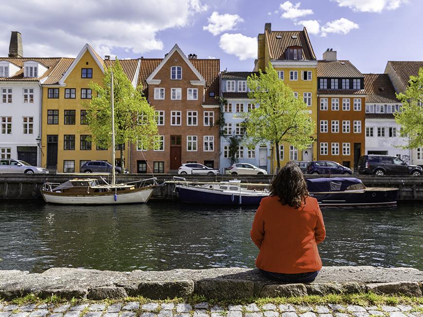 Quartier de Christianshavn - Copenhague