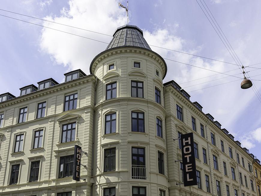 Ibsens Hotel Copenhague