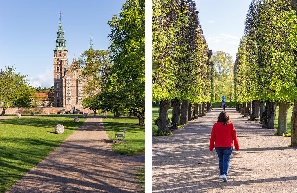 Château de Rosenborg - Copenhague