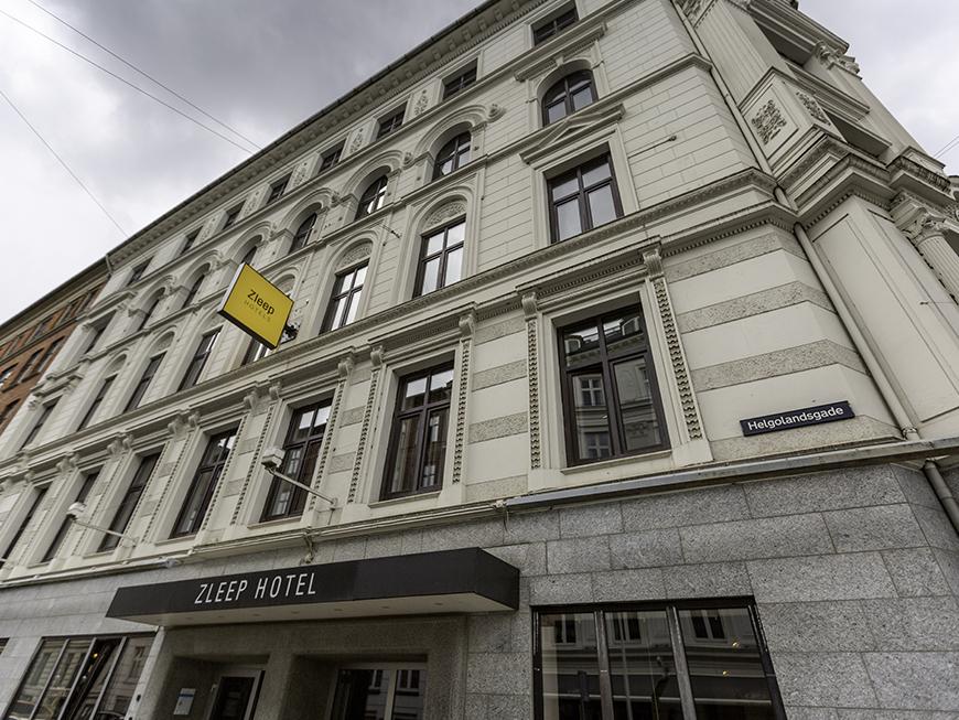 Zleep Hotel Copenhague