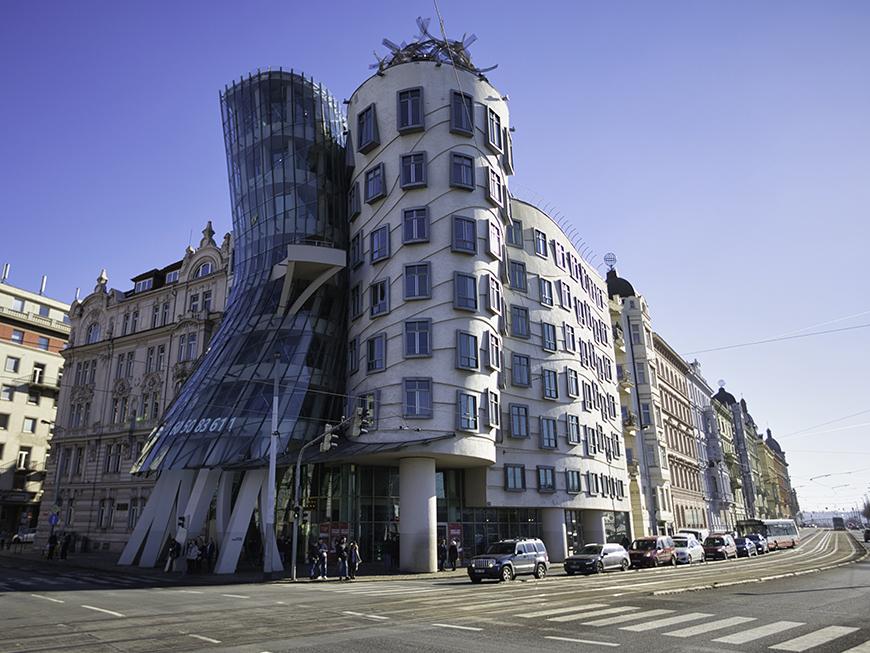 Maison dansante de Prague