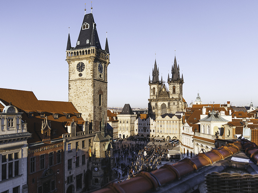 Terasa U Prince - Rooftop - Prague