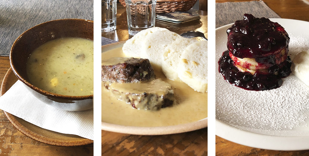 Restaurant Mlejnice II - Prague