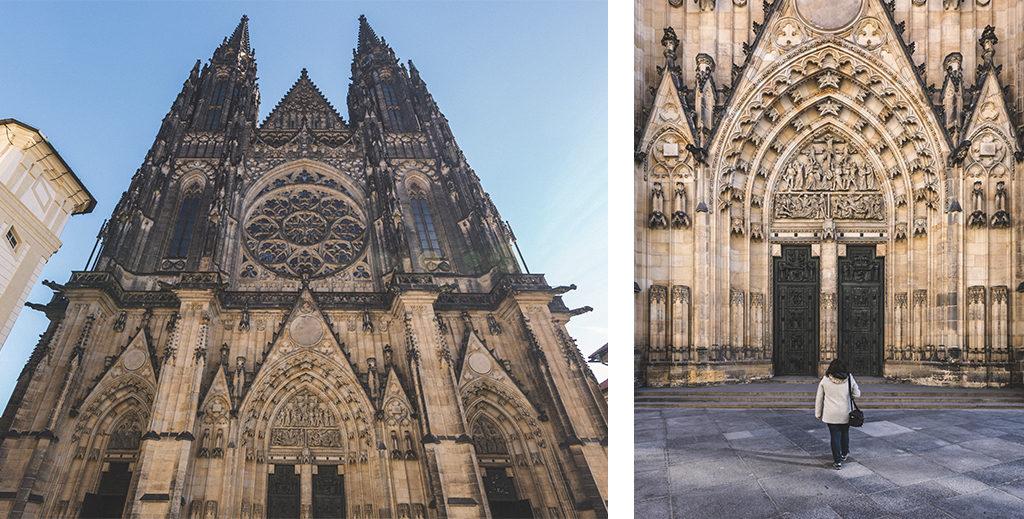 Cathédrale Saint Guy de Prague