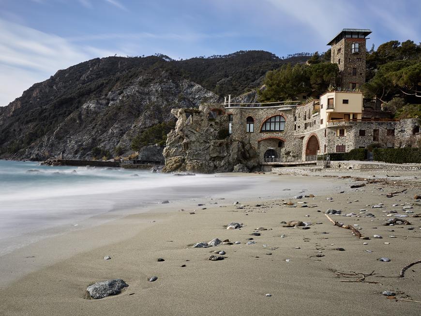 Monterosso al Mare - Village des Cinque terre dans le nord de l'Italie