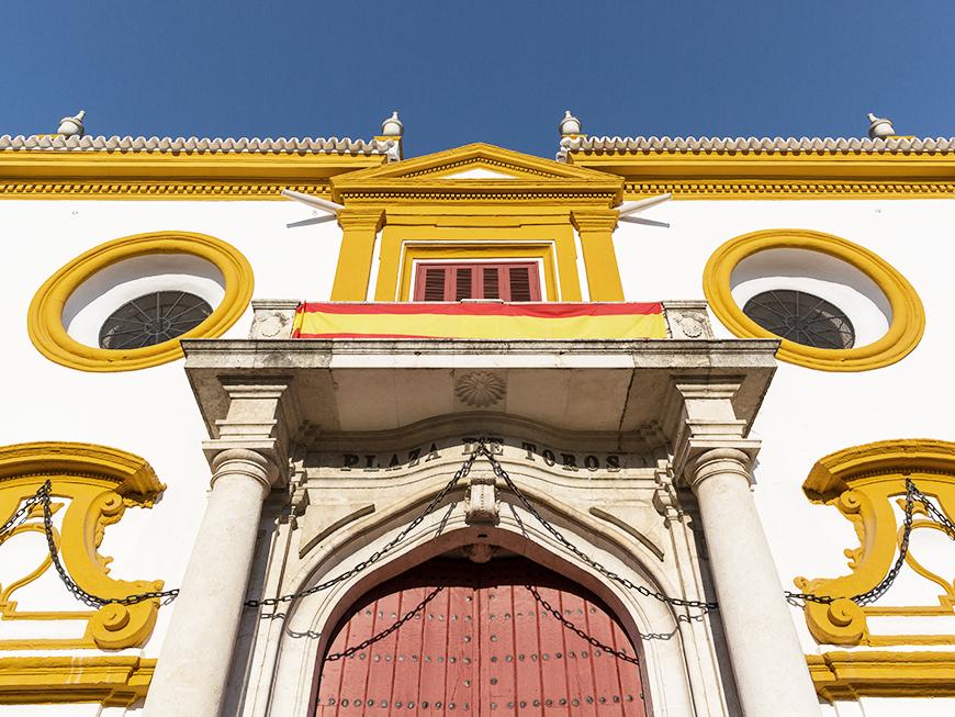 Arènes de la Real Maestranza à Séville