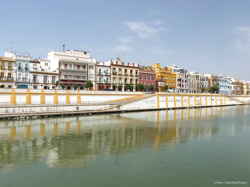 Quartier de Triana - Séville