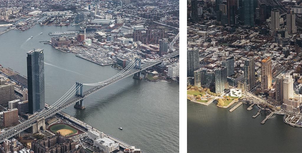 New York en hélicoptère