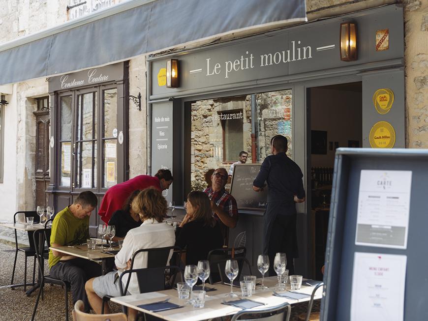 Restaurant le petit moulin - Martel