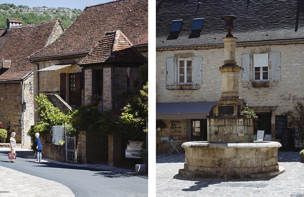 Village d'Autoire - Lot