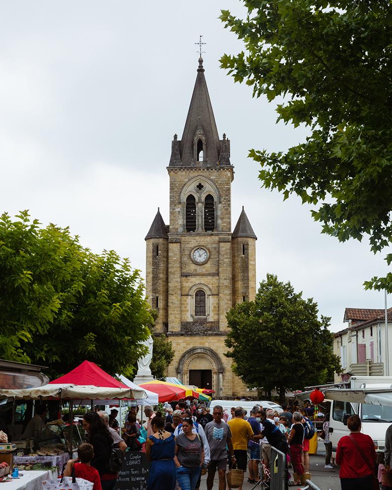 Marché de Prayssac