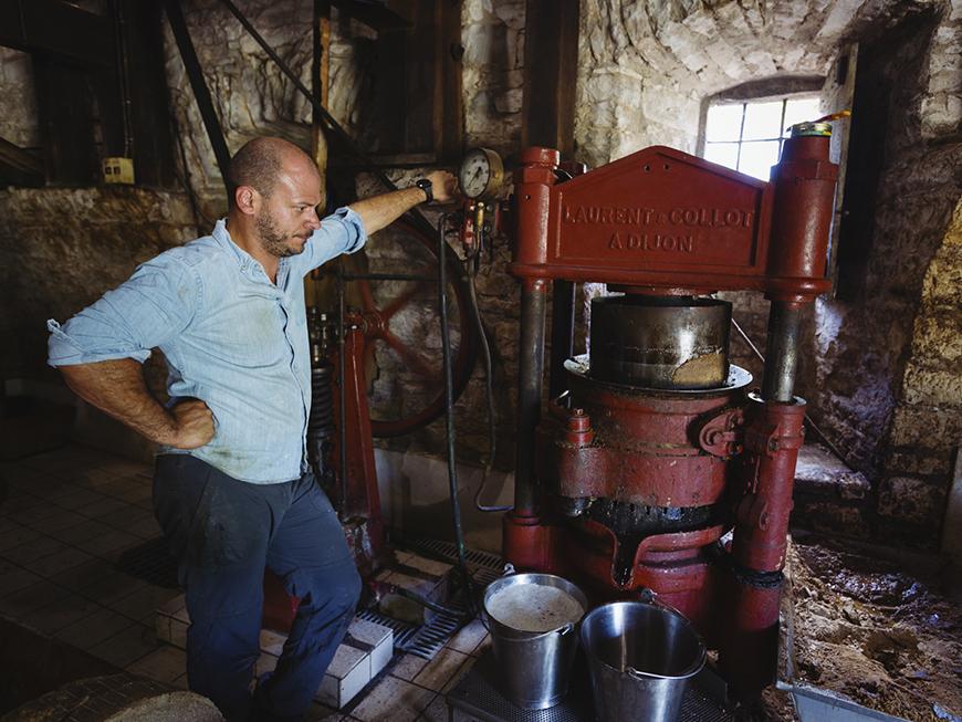 Moulin à l'huile de Noix - Martel