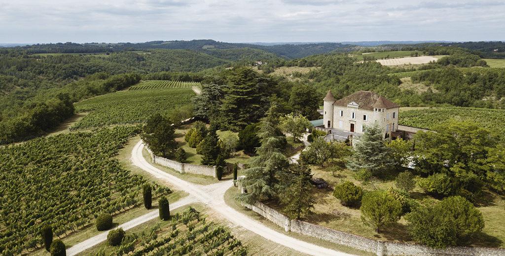 Château Chambert à Floressas