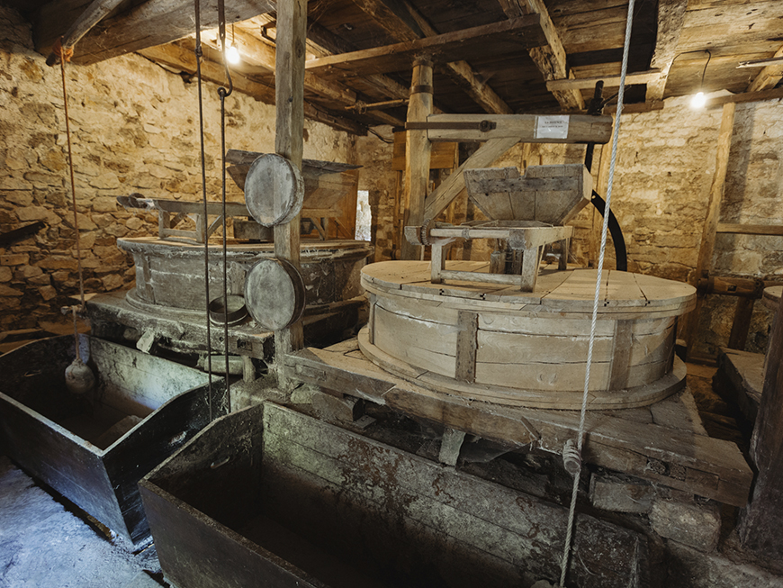 Moulin du Cougnaguet - Lot
