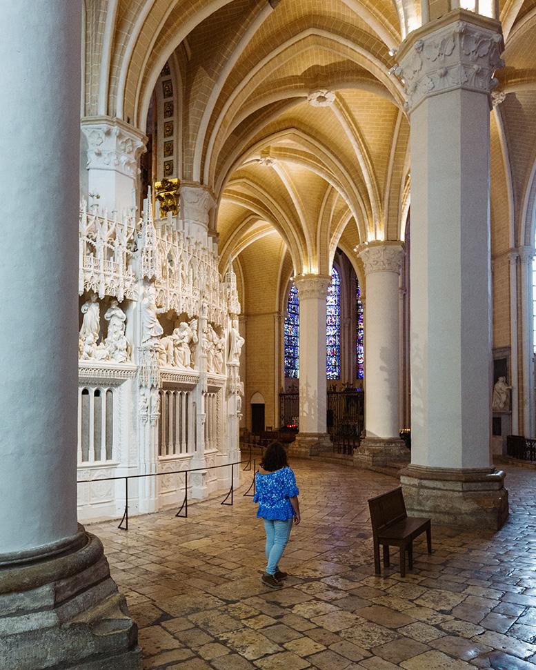 Cathédrale de Chartres - Escapade à Chartres en Eure-et-Loir