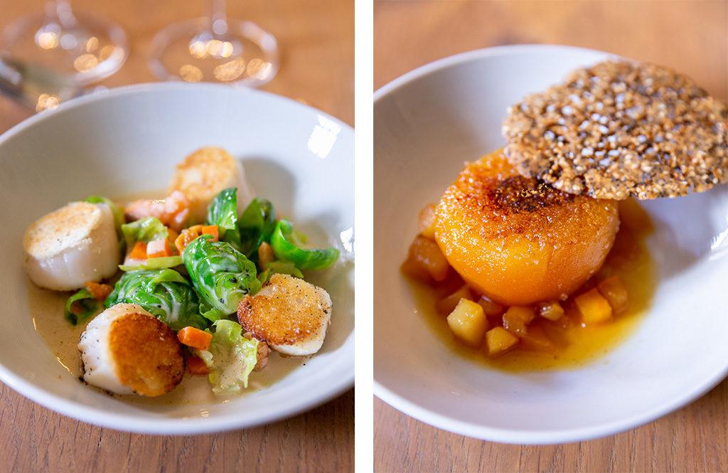 Cuisine avec le Chef étoilé Laurent Clément