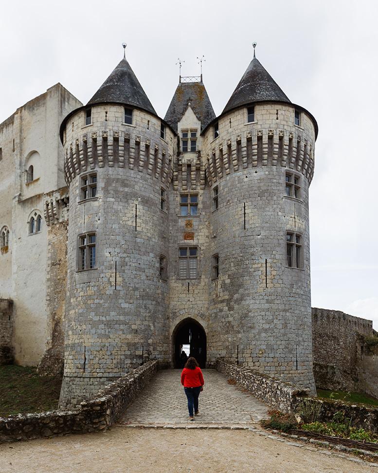 Château des comtes du Perche - S'évader dans le Perche