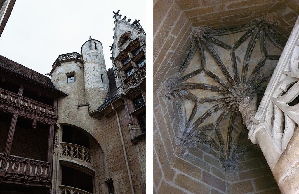 Hôtels particuliers Dijon