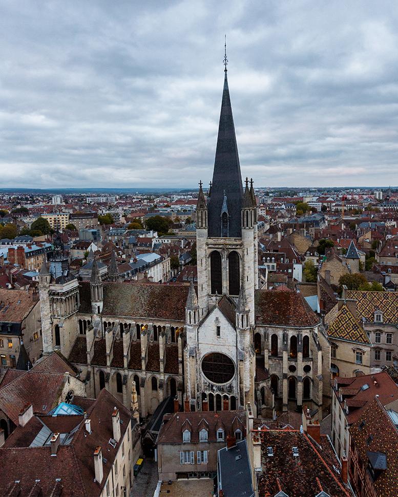 Notre Dame Dijon