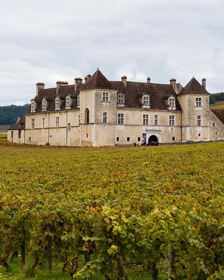 Château du Clos de Vougeot Bourgogne