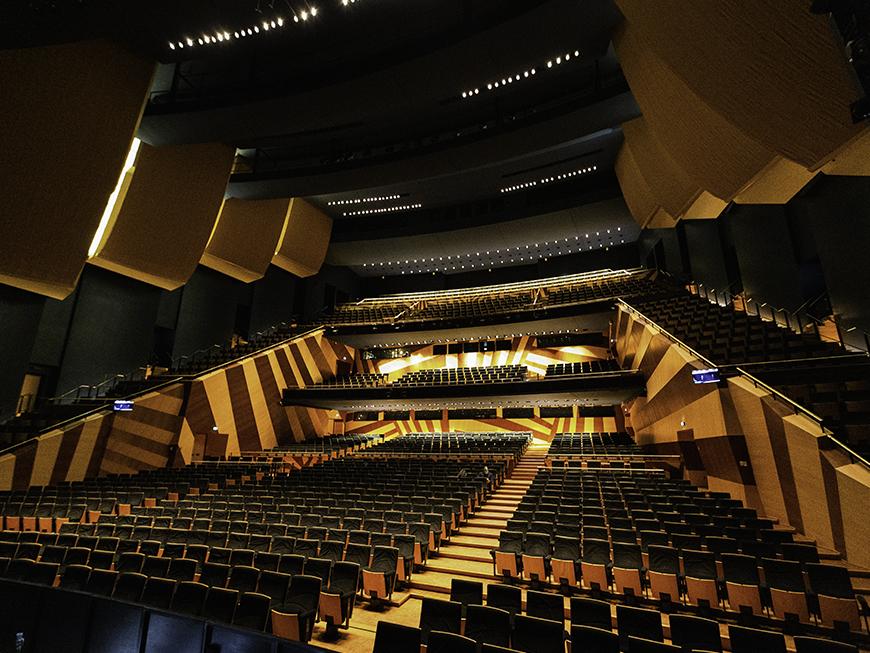 Dans les coulisses de l'Opéra de Dijon