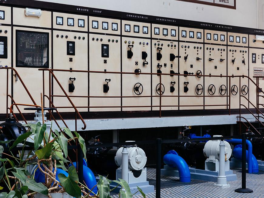 Maison de l'eau - Le Mans