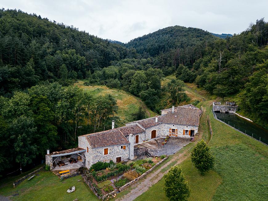 Moulin de Mandy - Pranles