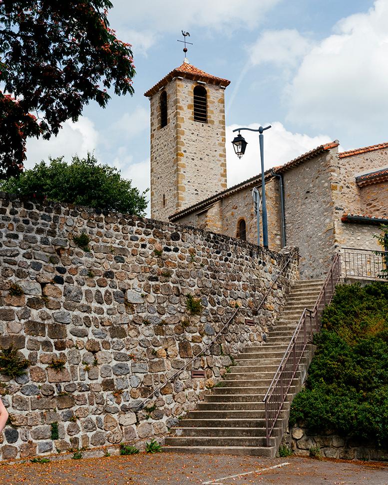 Village de Coux - Ardèche Buissonnière