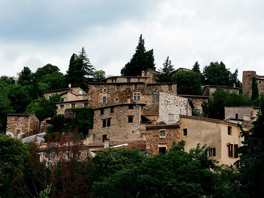 Village de Beauchastel